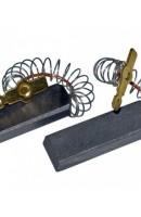 Щётки на двигатель ДК105 (комплект-2шт)