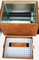 Инкубатор для яиц БЛИЦ 48
