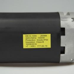 Электродвигатель коллекторный на мельницу для зерна DK10-1000